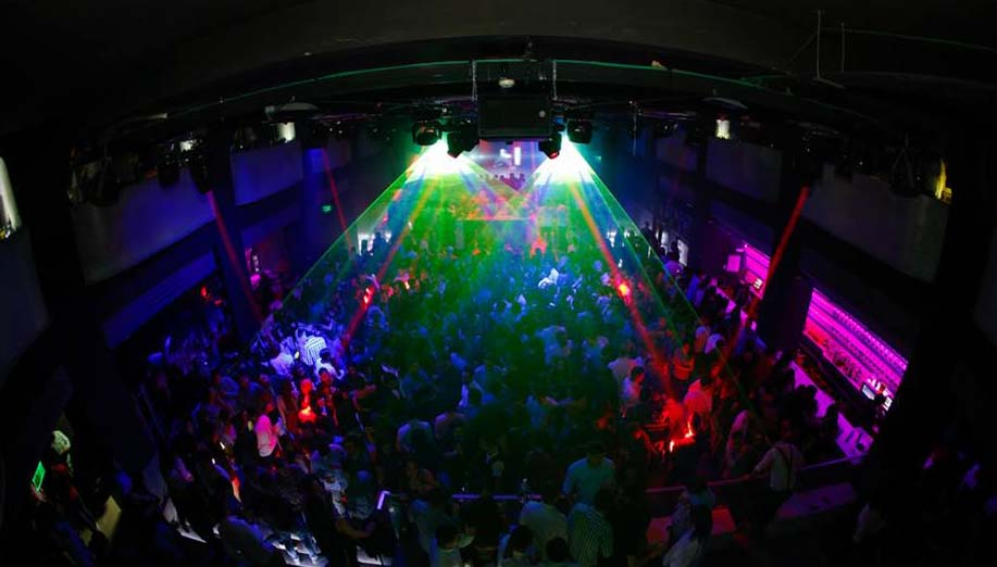 Foto de GOTHAM THE CLUB (INN)